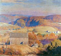 Daniel Garber Print on Canvas