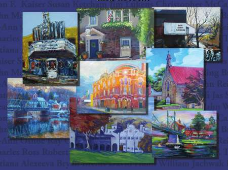 Chapman gallery bucks county 39 s favorite landmarks art show for Craft shows in bucks county pa